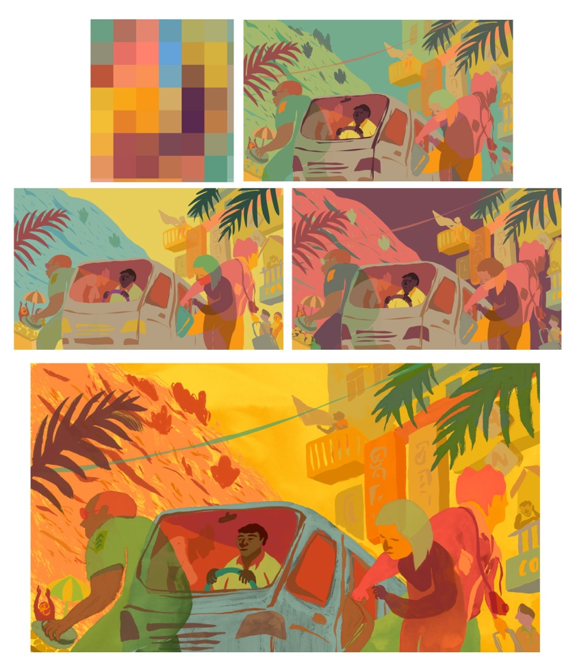 FT-Noontide-Toll-colour-sketches