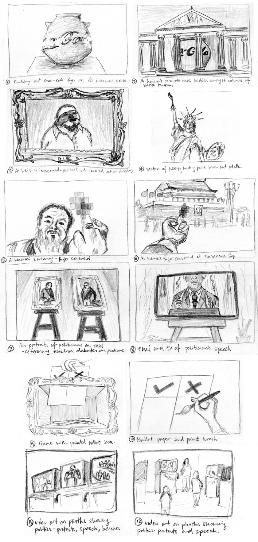 art-politics-sketches